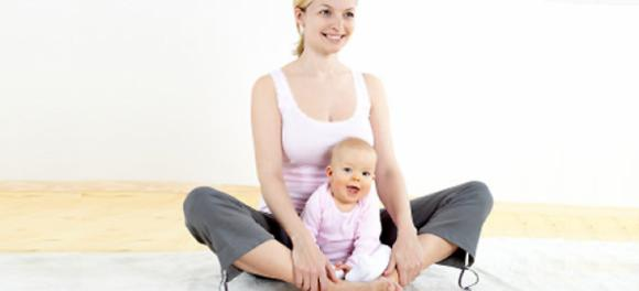 Bébé à 5 mois