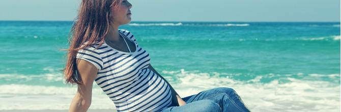 voyager enceinte
