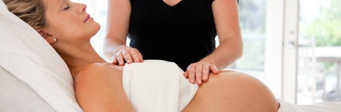 massage et grossesse