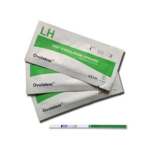 test ovulation bandelette ovulatest