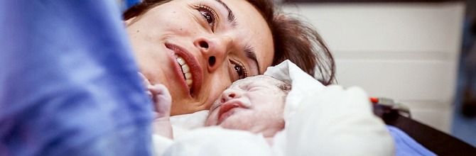 les raisons d'un accouchement par césariennes