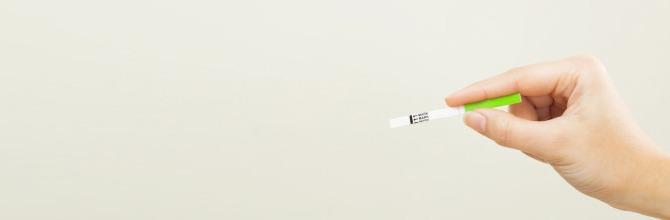 test d'ovulation bandelette