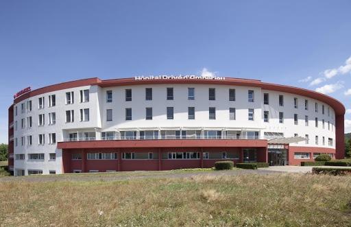 Maternité de la Clinique Mutualiste d'Ambérieu en Bugey