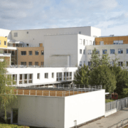 Lamaternité duCentre Hospitalier Annecy Genevois