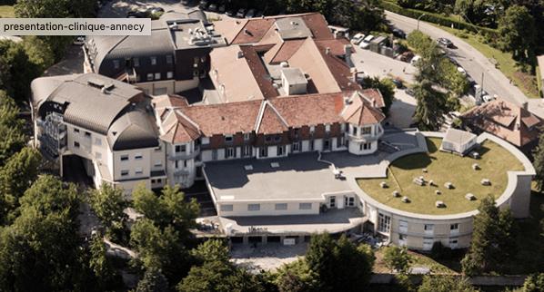 Maternité de la Clinique Générale Annecy