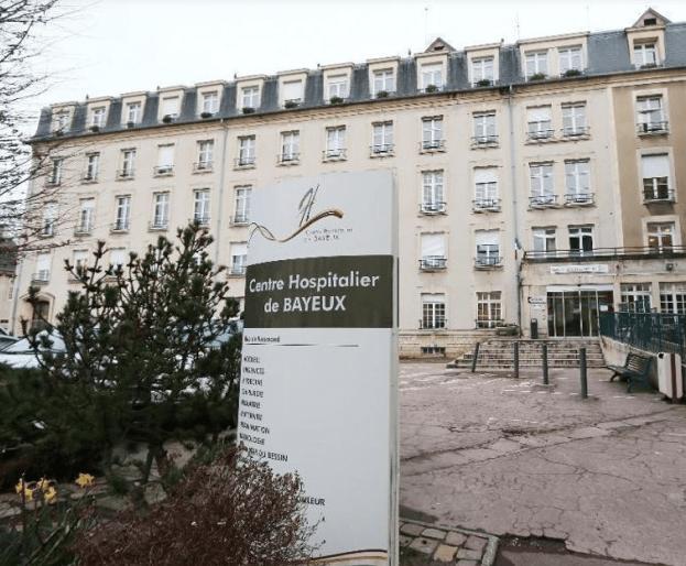 Maternité du Centre Hospitalier Aunay - Bayeux