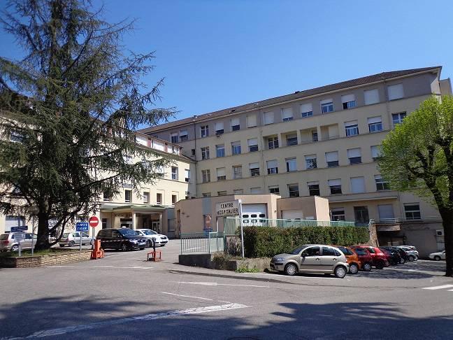 Maternité du Centre Hospitalier Docteur Récamier