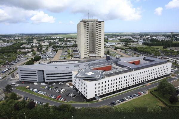 Maternité du Centre Hospitalier Universitaire de Caen