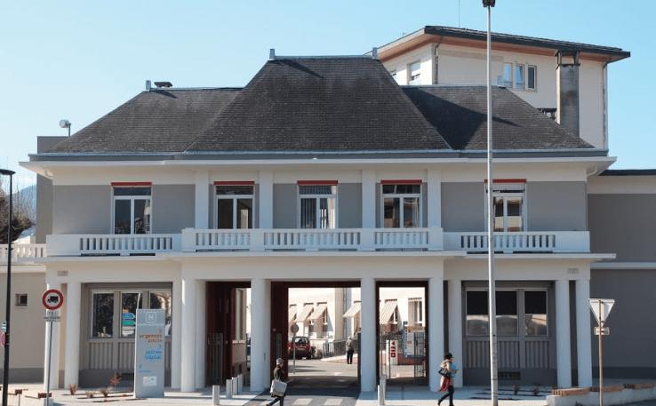 Maternité du Centre Hospitalier d'Aix les Bains