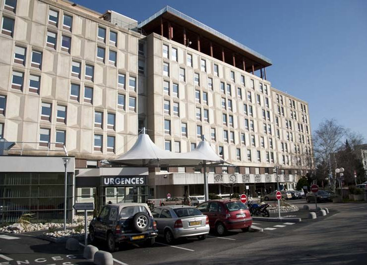 Maternité du Centre Hospitalier d'Annonay