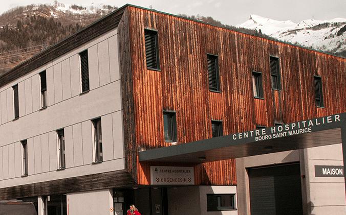 Maternité du Centre Hospitalier de Bourg St Maurice