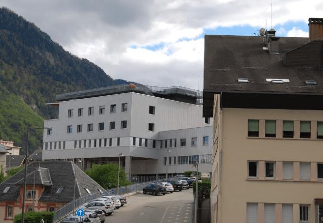 Maternité du Centre Hospitalier de Saint-Jean-de-Maurienne