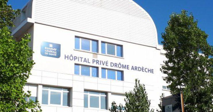 Maternité de l' Hôpital Privé Drôme Ardèche