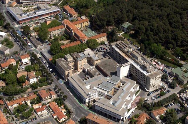Maternité du Centre Hospitalier de Salon de Provence