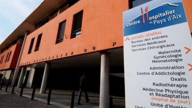 Maternité du Centre Hospitalier du Pays d'Aix