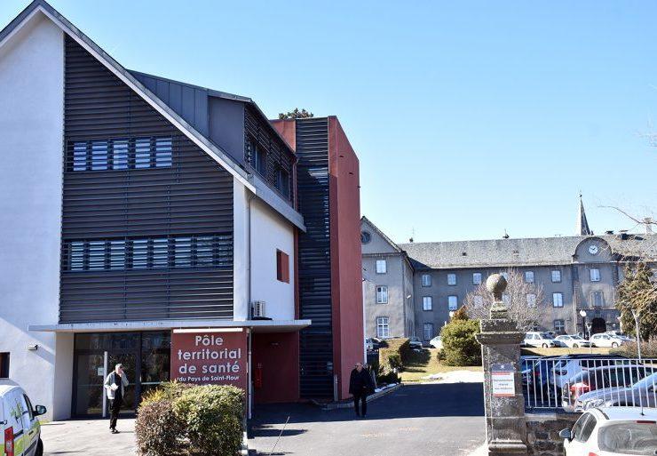 Maternité du Centre Hospitalier de Saint-Flour