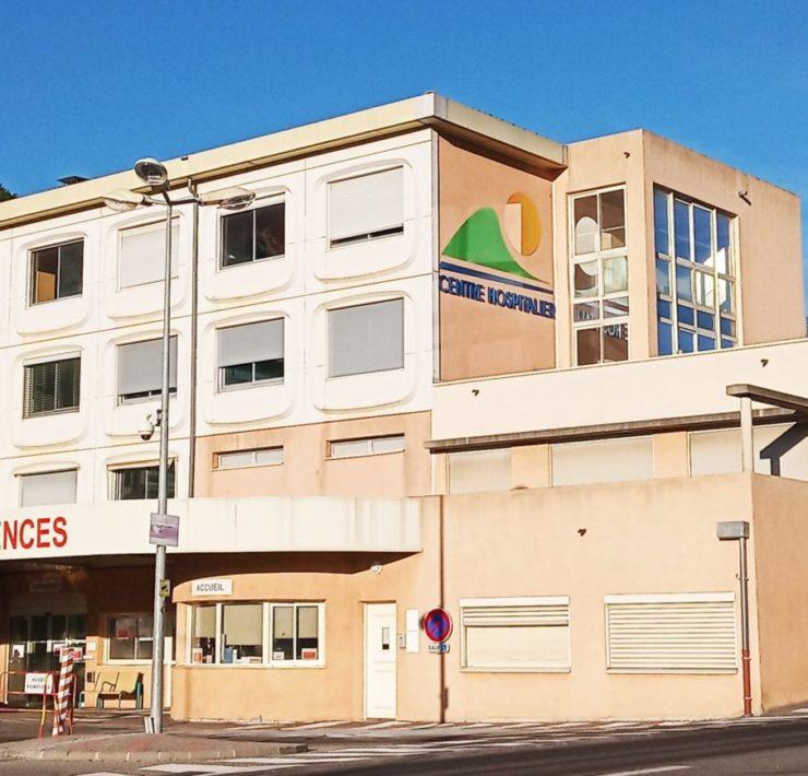 Maternité du CHICAS - Site Hospitalier de Gap