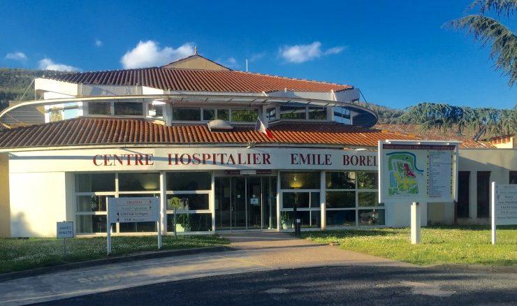 maternité du Centre Hospitalier Émile Borel