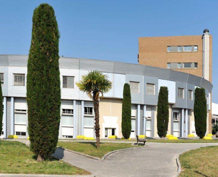 maternité du Centre Hospitalier Edmond Garcin