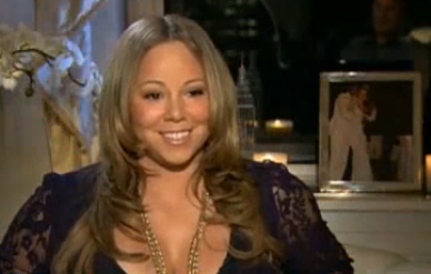 Mariah Carey Mariah Carey attend des jumeaux!