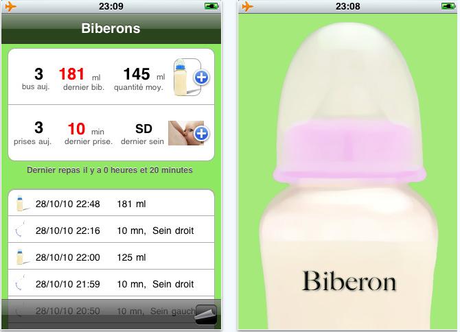 appli biberon2 Biberon