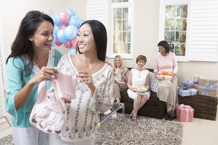 baby shower Et si jorganisais ma baby shower…