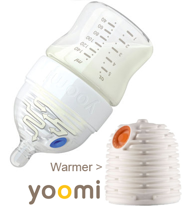 yoomi warmer kit biberon Yoomi