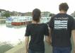 couple sauve un bebe de la noyade